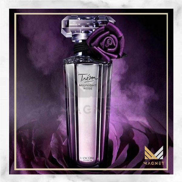 عطر ادکلن لانکوم ترزور میدنایت رز | Lancome Tresor Midnight Rose