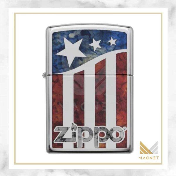 ZIPPO US FLAG
