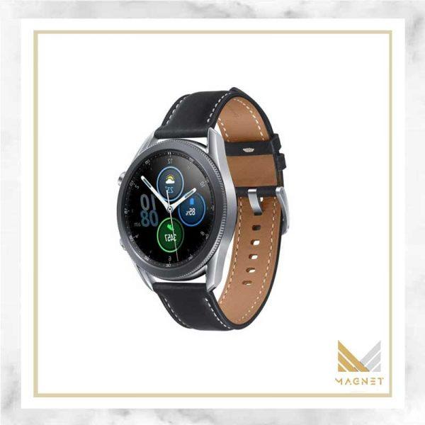 Samsung watch R840 black silver