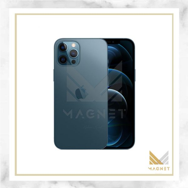 گوشی موبایل اپل مدل iPhone 12 Pro Max A2412