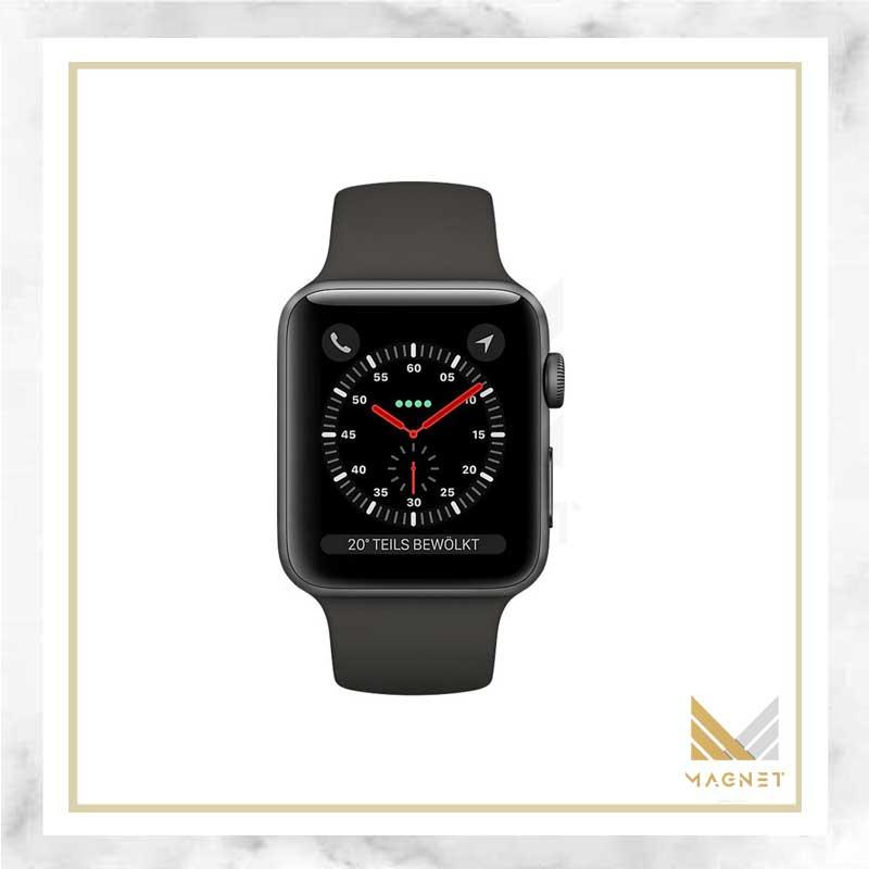 Apple watch S3 38mm black