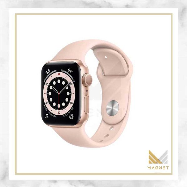Apple watch SE 40mm gold black