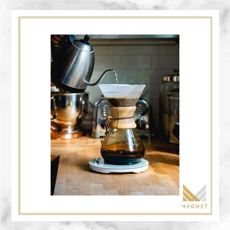 دستگاه قهوه ساز کمکس, chemex , coffee