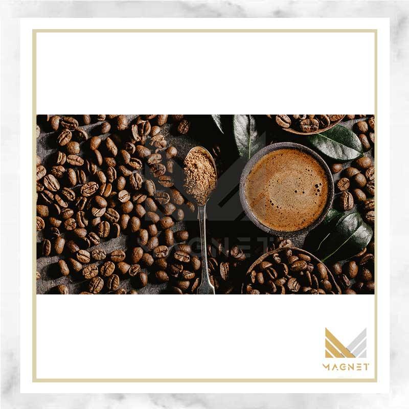 تاریخچه قهوه , دانه قهوه