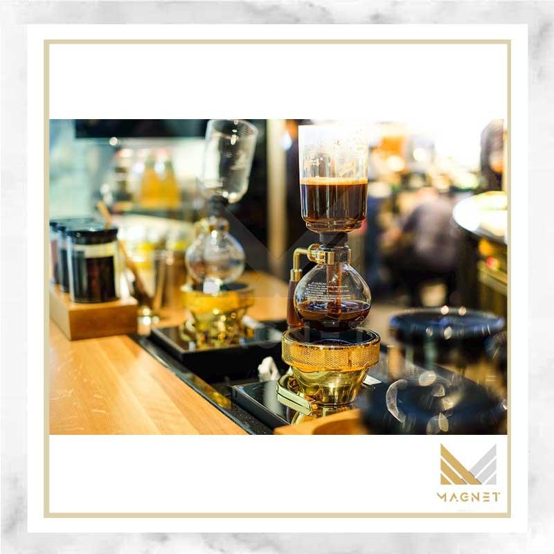 قهوه ساز سایفون , syphone coffee, coffee machine
