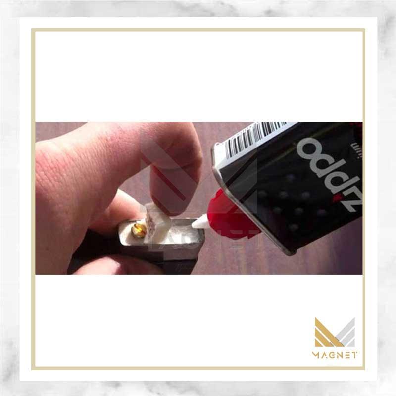 نگهداری از فندک زیپو