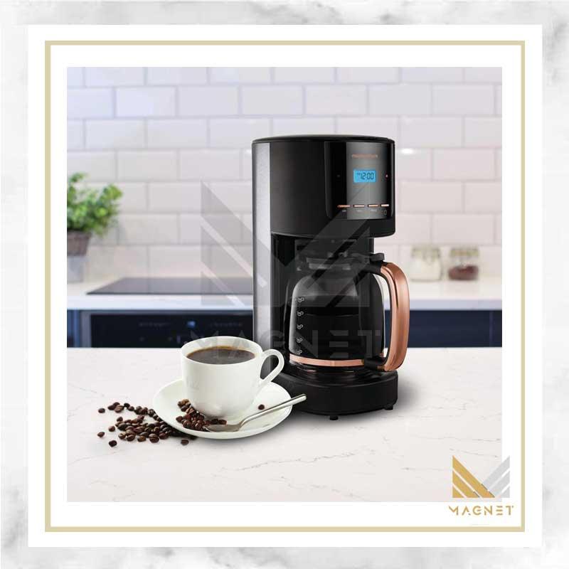 قهوه دمی, دستگاه دمی قهوه