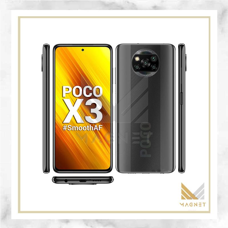 POCO X3 NFC M2007J20CG 64GB Ram 6GB