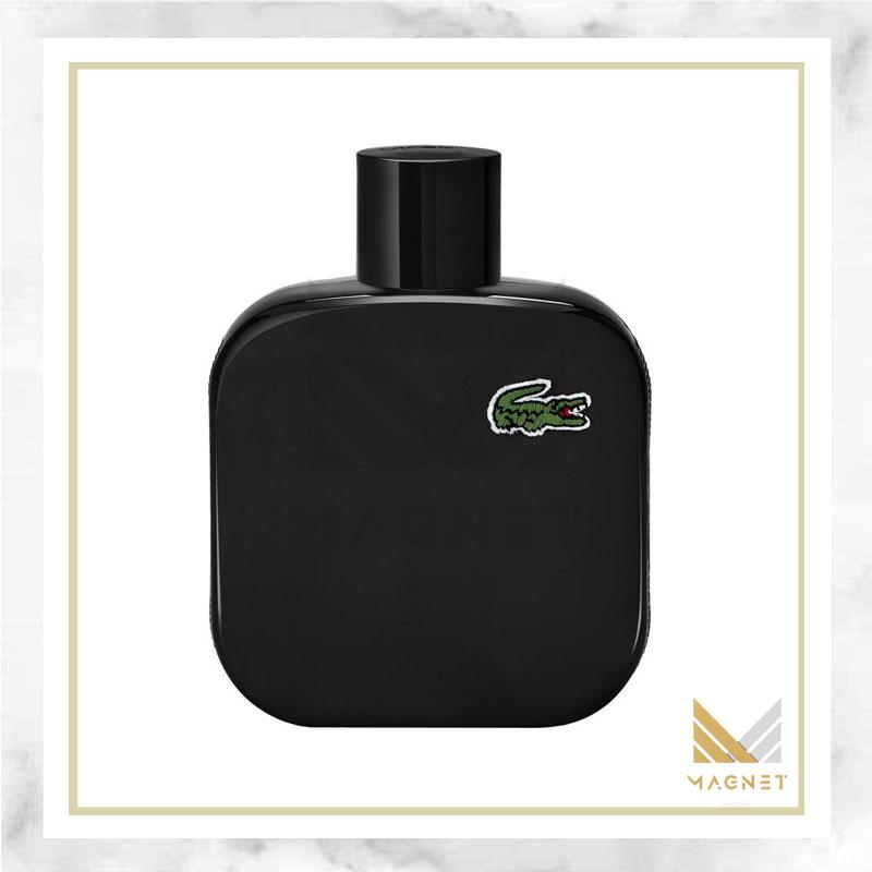 عطر ادکلن لاگوست نویر-مشکی   Lacoste L.12.12 Noir, عطر مردانه, عطر مردانه اصل, عطر