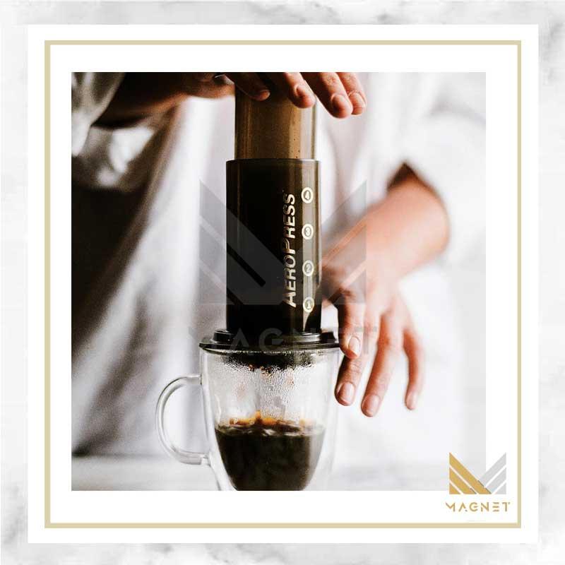 قهوه ساز آیروپرس , coffee aeropress