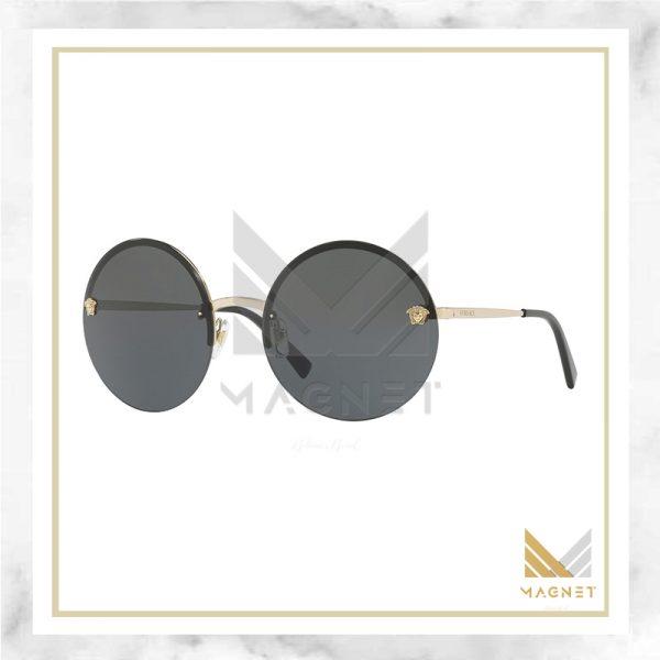 عینک آفتابی Versace مدل VE2176 (خاکستری)