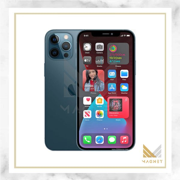 اپل مدل iPhone 12 Pro Max A2412 512GB