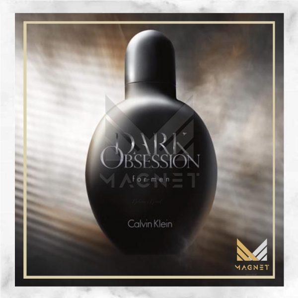 عطر ادکلن سی کی دارک آبسشن   CK Dark Obsession