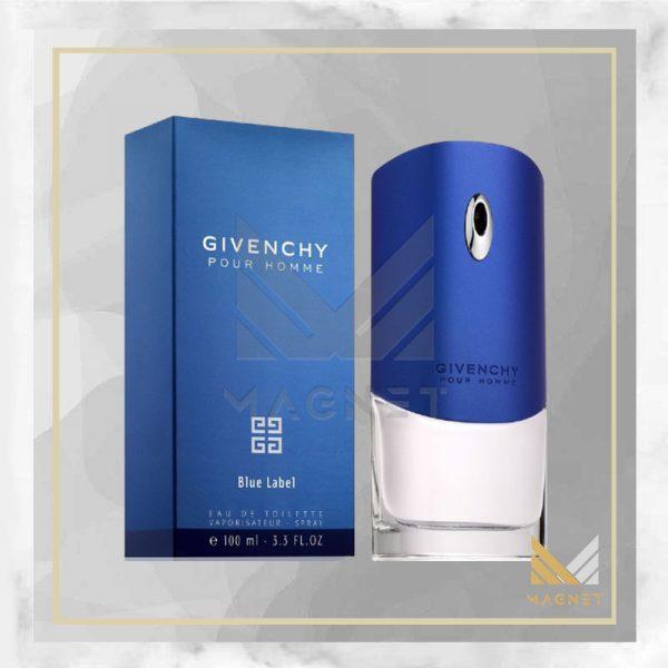 عطر ادکلن جیوانچی بلو لیبل | Givenchy Blue Label