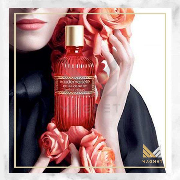 عطر ادکلن جیوانچی اودوموزل د جیوانچی آمبر ولورز | Givenchy Eaudemoiselle de Givenchy Ambre Velours