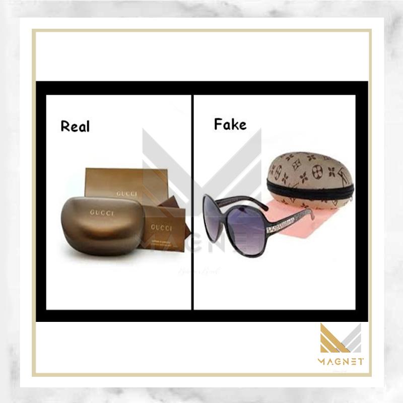 تشخیص اصل یا تقلبی بودن عینک آفتابی