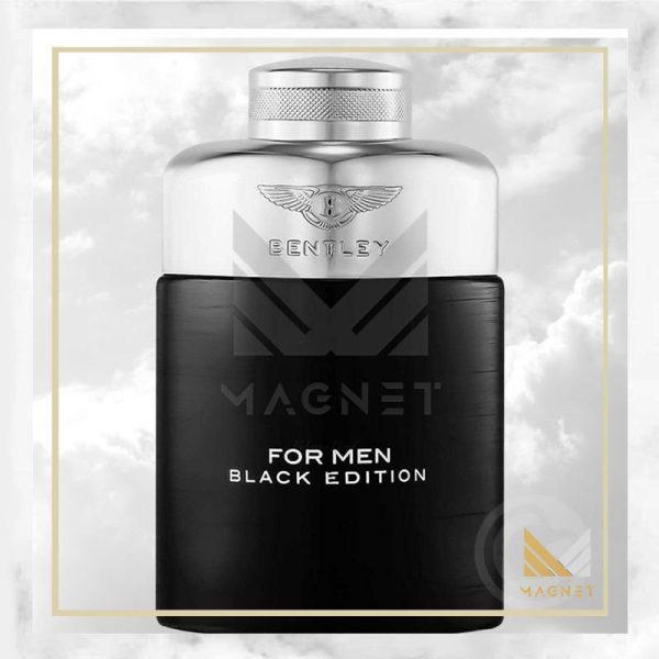 عطر ادکلن بنتلی بلک ادیشن | Bentley For Men Black Edition