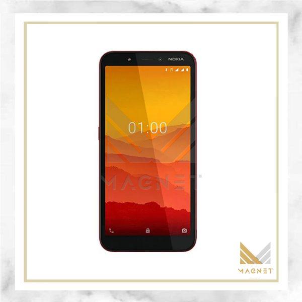 گوشی موبایل نوکیا مدل C1 TA-1165 دوسیم کارت ظرفیت 32 گیگابایت همراه با رم 1 گیگابایت