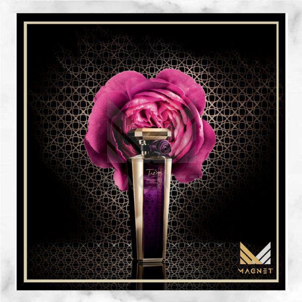 عطر ادکلن لانکوم ترزور میدنایت رز الکسیر دی اورینت | Lancome Tresor Midnight Rose Elixir D'Orient