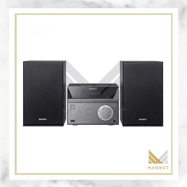 سیستم صوتی سونی مدل CMT-SBT40D | پخش کننده چند رسانه ای خانگی SBT40D