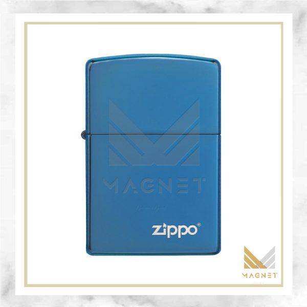 20446ZL 20446 W ZIPPO-LASERED