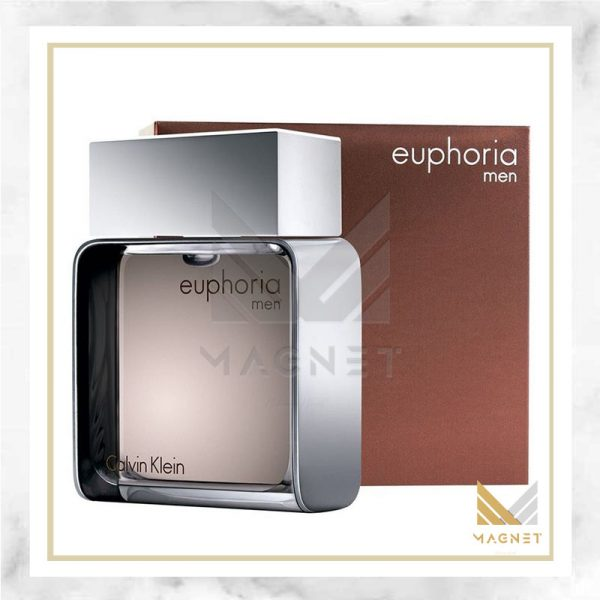 عطر ادکلن سی کی ایفوریا مردانه | EDT Ck Euphoria Men