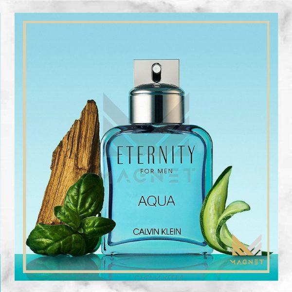 عطر ادکلن سی کی اترنیتی آکوا مردانه | CK Eternity Aqua