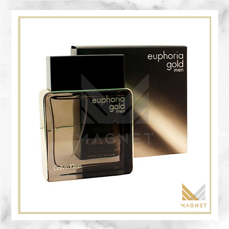 عطر ادکلن سی کی ایفوریا گلد مردانه | CK Euphoria Gold