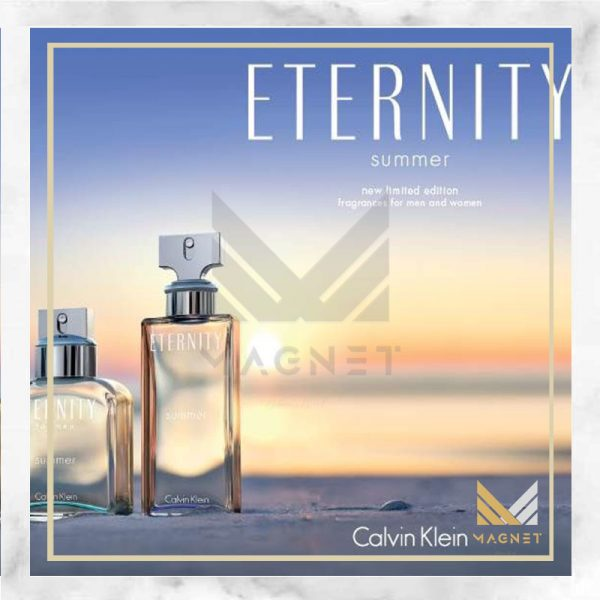 عطر ادکلن کالوین کلین اترنیتی سامر ۲۰۱۹ زنانه   Calvin Klein Eternity Summer 2019