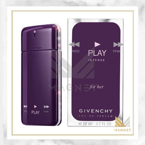 عطر ادکلن جیوانچی پلی اینتنس زنانه | Givenchy Play Intense For Her