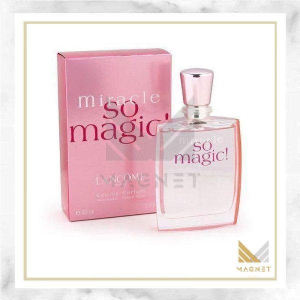 عطر ادکلن لانکوم میراکل سو مجیک |EDP Lancome Miracle So Magic