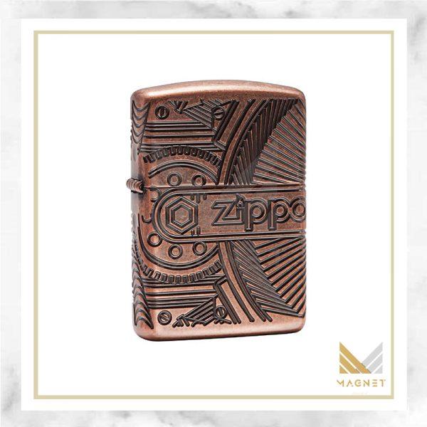 فندک زیپو کد 29523-ZIPPO GEAR