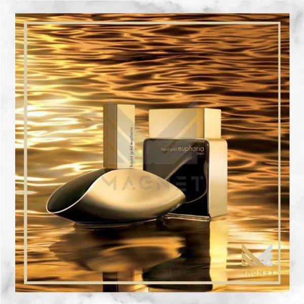 عطر ادکلن سی کی ایفوریا لیکویید گلد زنانه | Ck Euphoria Liquid Gold