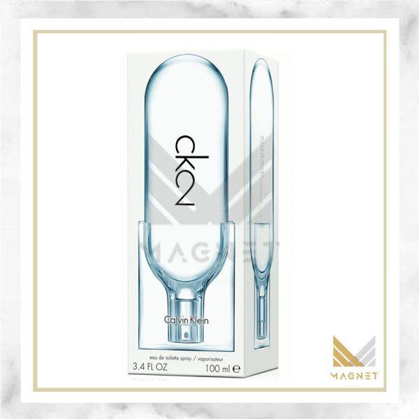 عطر ادکلن سی کی ۲ | CK2 Calvin Klein