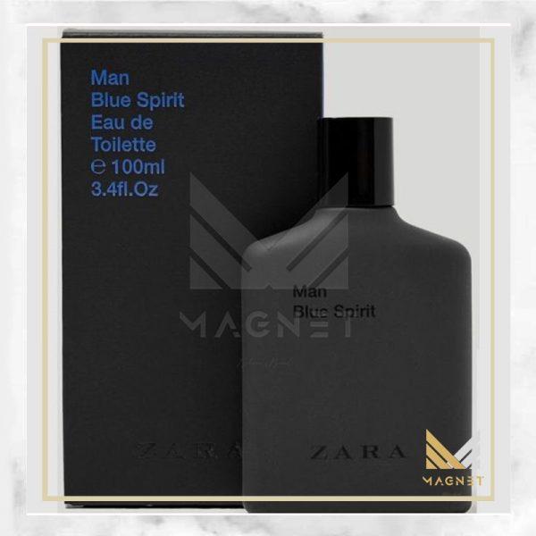 عطر ادکلن زارا من بلو اسپریت | Zara Man Blue Spirit