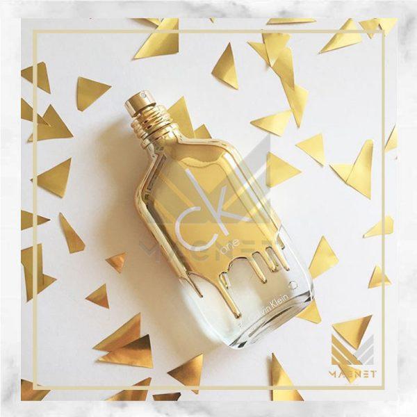 عطر ادکلن سی کی وان گلد | CK One Gold