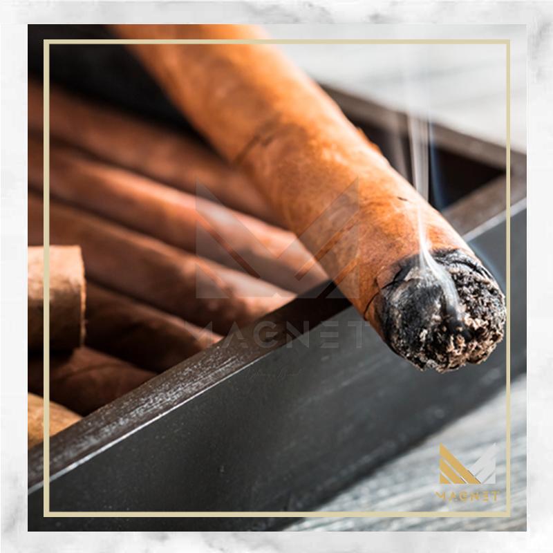 تاریخچه سیگار برگ